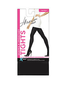 Hanes Blackout High Waist Tights