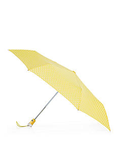 Totes Auto Open Auto Close Sun Guard Umbrella