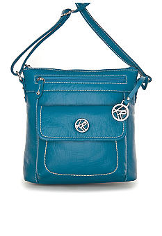 Kim Rogers North South Organizer Crossbody
