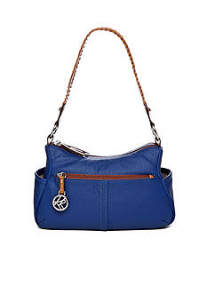 Kim Rogers® Two Tone Double Entry Hobo