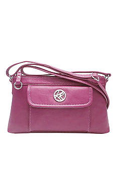 Kim Rogers Waxy Pebble Minibag Crossbody