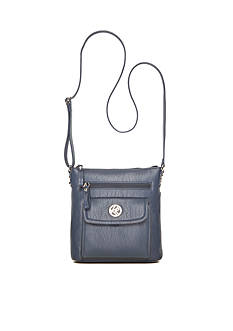 Kim Rogers Waxy Pebble Horizon Crossbody
