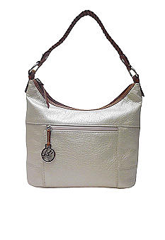 Kim Rogers Top Zip Hobo