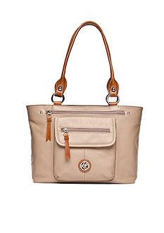 Kim Rogers Two-Tone Genova Shopper Bag
