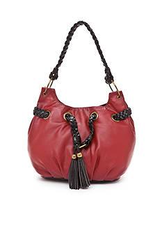 Bueno Tassle Shoulder Bag