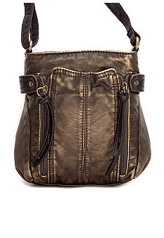 Bueno Two Tone Washed Crossbody
