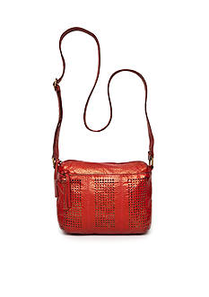 Bueno Burnished Washed Multi Zip Crossbody