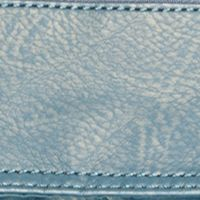 Handbags & Accessories: Mini Bags Sale: Antique Denim Bueno Pearlized Washed E/W Flap Mini