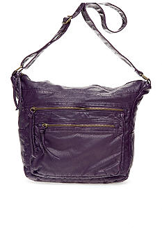 Bueno Cori Adjustable Multi Zip Crossbody