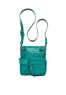 Bueno Multi Pocket Crossbody