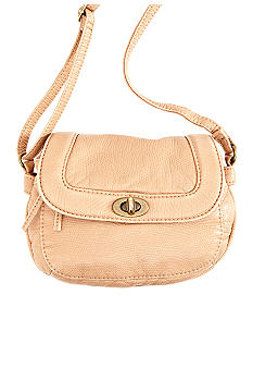 Bueno Washed Lizard Crossbody