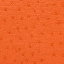 Bueno Handbags: Orange Bueno Washed Ostrich Crossbody