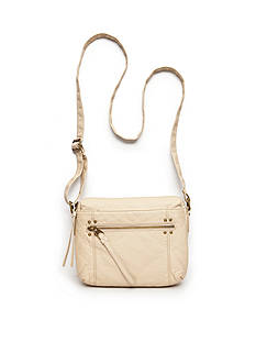 Bueno Multi-Zip Mini Crossbody
