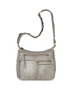 Bueno Washed Pockets Crossbody