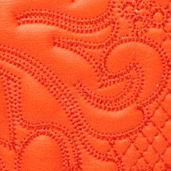 Bueno Handbags: Tangerine Bueno Demi Crossbody Bag