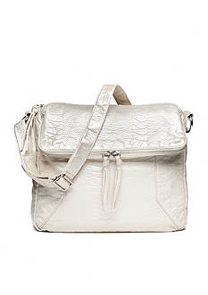 Bueno Top Zip Flap Crossbody Bag