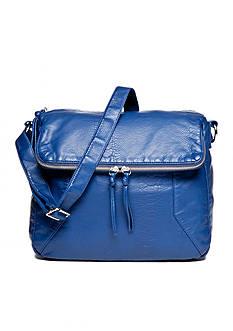 Bueno Top Zip Flap Crossbody Bag