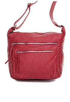 Bueno Pebble Washed Shoulder Bag
