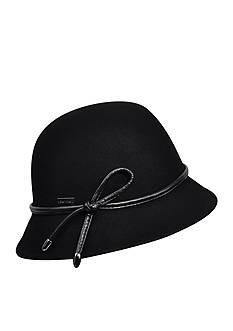Betmar Cristina Structured Felt Cloche Hat