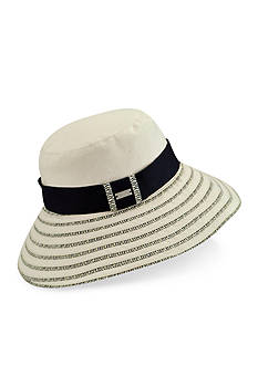Betmar Soliel Wide Brim Bucket Hat