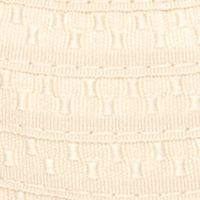 Womens Hats: Natural Betmar Coconut Ring Safari Hat