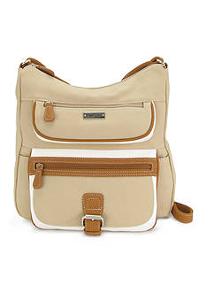 Kim Rogers Hunter Triple Large Flare Crossbody