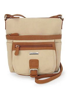 Kim Rogers Mini Flare Hunter Crossbody