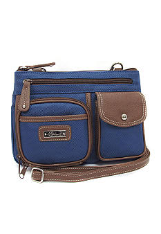 Kim Rogers® Multi Tech East West Minibag