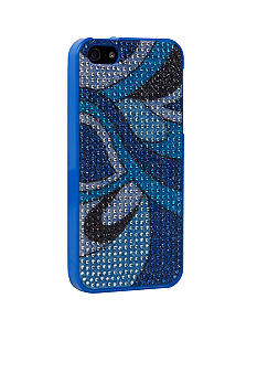 GREENE Greene and Gray Rhinestone iPhone 5 Case