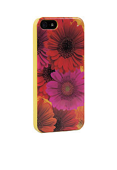 GREENE Greene and Gray Flower Print iPhone 5 Case