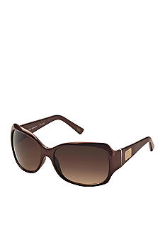 Fossil Lori Three Classic Wrap Sunglasses