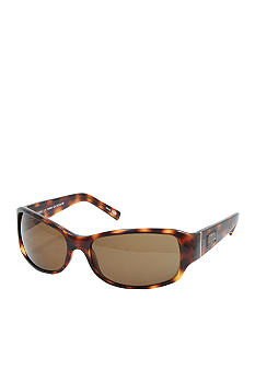 Fossil® Anne Wrap Sunglasses