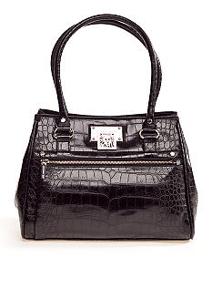 Anne Klein Alligator Alley Satchel