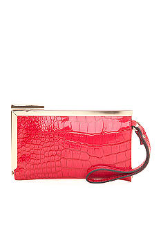 Anne Klein Color Rush Frame Wristlet