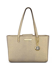 Anne Klein Pretty and Pink Large Tote