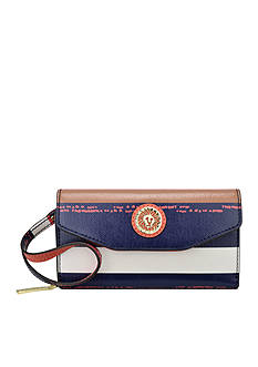 Anne Klein Double Time Wristlet