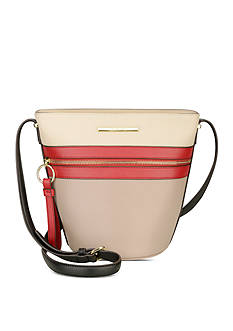 Anne Klein Most Wanted Small Bucket Handbag