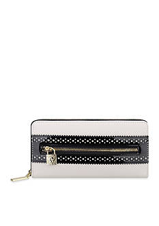 Anne Klein Perfect Tote Zip Around Wallet