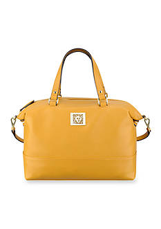 Anne Klein Kick Start Soft Satchel Handbag