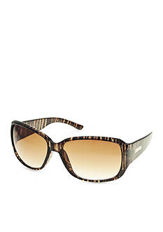 Nine West Large Square Sunglasses