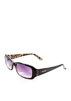 Nine West Modified Square Sunglasses
