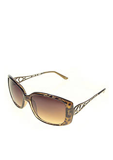 Nine West Plastic Square Sunglasses