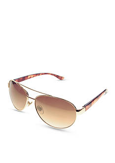 Nine West Aviator Sunglasses