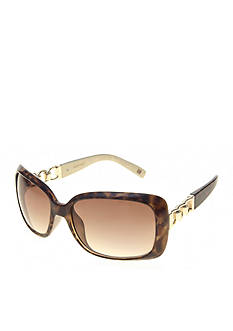 Nine West Chain Detail Sunglasses