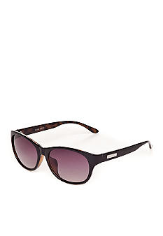 Nine West Modified Retro Sunglasses