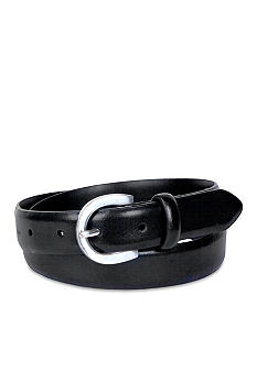 Kim Rogers Black Leather Belt