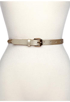 Kim Rogers 20mm Braided Belt