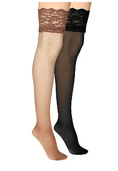 Berkshire Hosiery The Thigh Hi-Firm All the Way Panty Hose