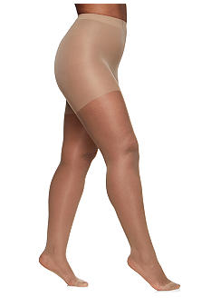 Berkshire Hosiery Queen Silky Control Top Pantyhose with Reinforced Toe