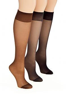 Berkshire Hosiery Sheer Knee High with Reinforced Toe